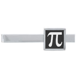Piのタイ・バー シルバーネクタイピン