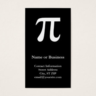 Piの名刺 名刺