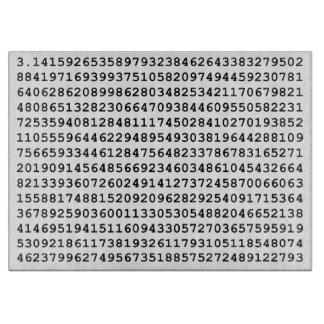 Piの愛のため カッティングボード