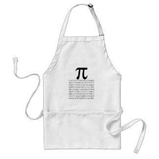 piの数学 スタンダードエプロン
