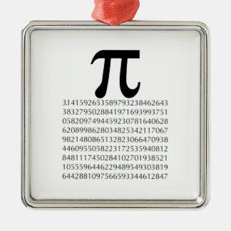 piの数学 メタルオーナメント