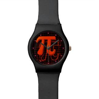 Piの時間芸術 腕時計