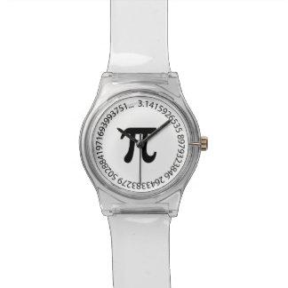 Piの時間 腕時計