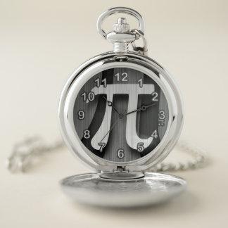 Piの最終的な壊中時計 ポケットウォッチ