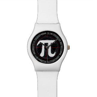 Piの記号 腕時計