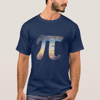 Piの限界 Tシャツ