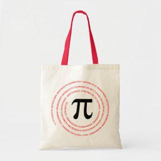 Pi数デザイン トートバッグ