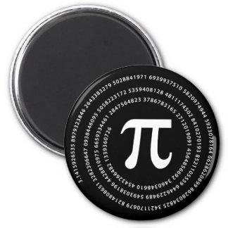 Pi数デザイン マグネット