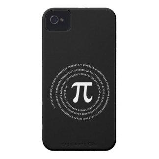 Pi数デザイン Case-Mate iPhone 4 ケース