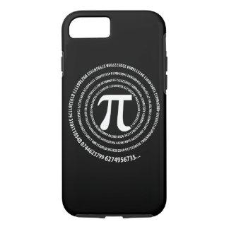 Pi数デザイン iPhone 8/7ケース