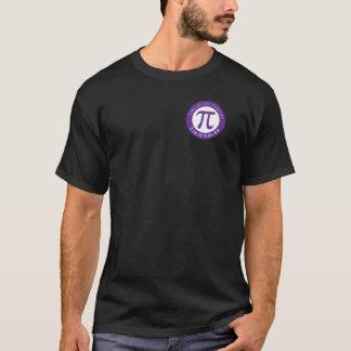 Pi日の暗闇またはライトワイシャツのための2015年のワイシャツ Tシャツ