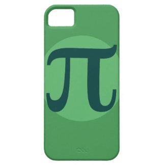 Pi日の緑 iPhone SE/5/5s ケース