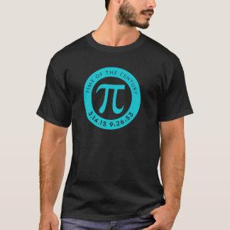 Pi日の軽くか暗いワイシャツのための2015年のワイシャツの水 Tシャツ
