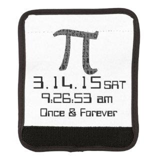 Pi日の2015年3月のカスタムなラゲージハンドルラップ ラゲッジ ハンドルラップ