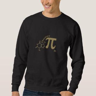 Pi日チョコレートPiワイシャツ スウェットシャツ