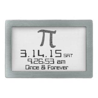 Pi日3月2015日はベルトの留め金をカスタム設計します 長方形ベルトバックル