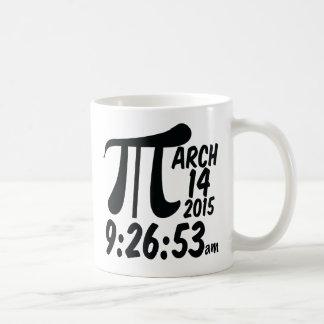 Pi日3/14/15 コーヒーマグカップ