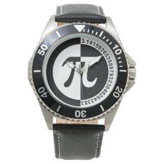Pi日 腕時計