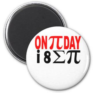 Pi日I 8つの合計Pi。 マグネット