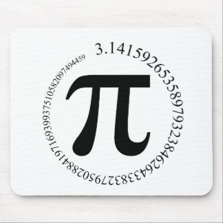 Pi (π)日 マウスパッド