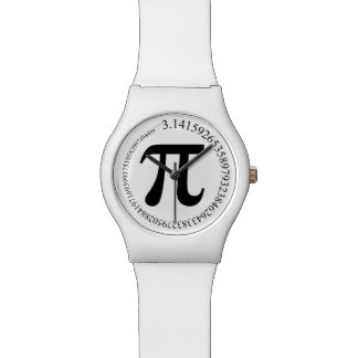 Pi (π)日 腕時計