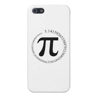 Pi (π)日 iPhone 5 cover