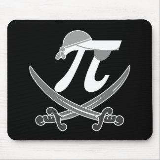Pi -率の海賊 マウスパッド