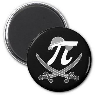 Pi -率の海賊 マグネット