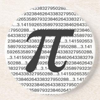 Pi 3.14の数学のギークのコースター コースター