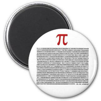 Pi = 3.141592653589等等…ものは何でも! マグネット