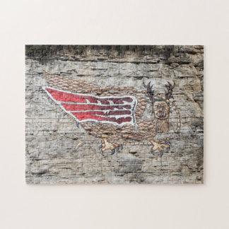 Piasaの鳥 ジグソーパズル