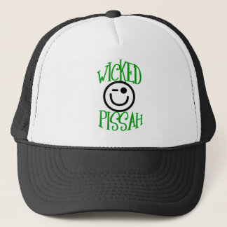 Piassah -ボストン悪賢いアクセント-帽子の… キャップ