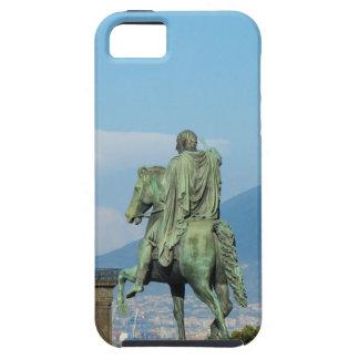Piazza del Plebiscito、ナポリ iPhone SE/5/5s ケース