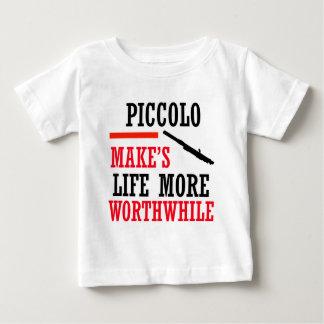 piccoloデザイン ベビーTシャツ