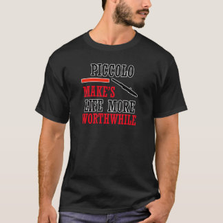 piccoloデザイン tシャツ
