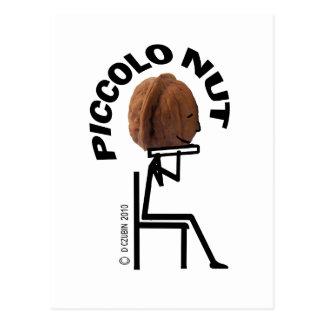 Piccoloナット ポストカード