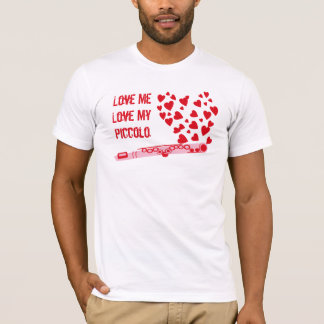 Piccoloハート Tシャツ