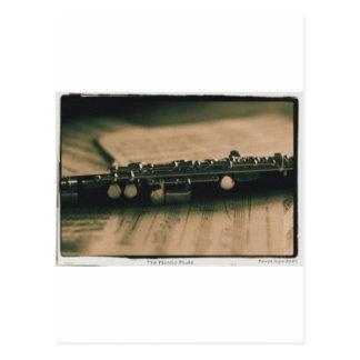 piccoloフルート1839年 ポストカード