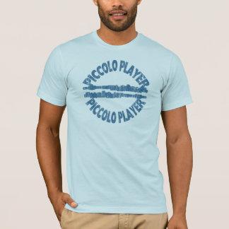 Piccoloプレーヤー Tシャツ
