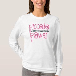 Piccolo力のピンク Tシャツ