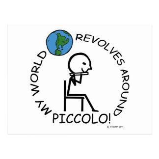 Piccolo -世界は回転します ポストカード