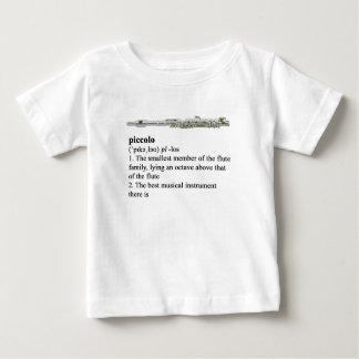 Piccolo -定義 ベビーTシャツ