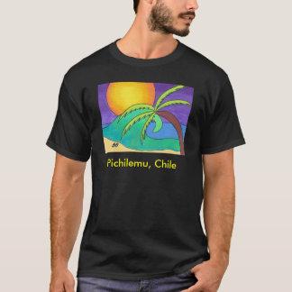 Pichilemu、チリ Tシャツ
