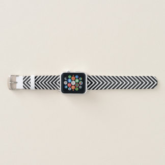 """""""Pick Your Own Color"""" Customizable Chevrons Apple Watchバンド"""