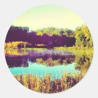 Pickens湖 ラウンドシール