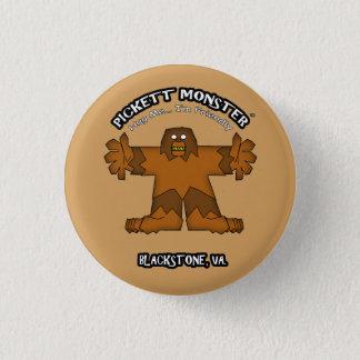 PICKETTモンスター-私を抱き締めて下さい…私がフレンドリーの 3.2CM 丸型バッジ