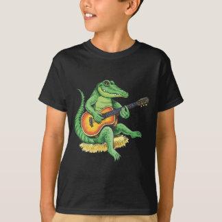 Pickinのわに Tシャツ