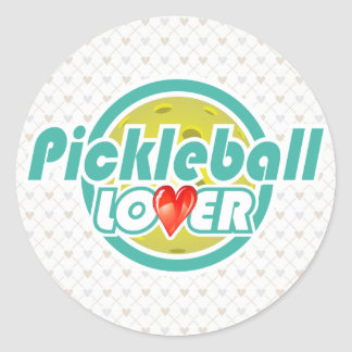 Pickleballの恋人2A-2Bの選択 ラウンドシール