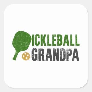 Pickleballの祖父 スクエアシール