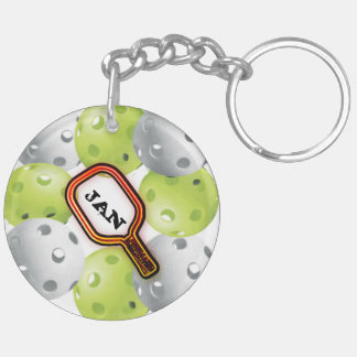 PICKLEBALL KEYCHAIN キーホルダー